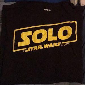 Men's Graphic T-shirt Star Wars/Solo 2XL